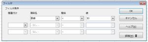OpenOfficeCalcピボットテーブル (1)