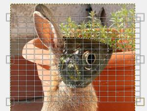 GIMPで位置やサイズの変更08