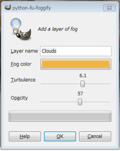 gimpで雲03