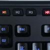 Logicool G105は「MRキー」を使ってリアルタイムにマクロを設定可能!