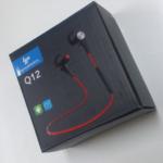 BluetoothイヤホンのSoundPEATS Q12を使ってみた感想・レビュー